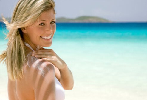Use sunscreen diligently so that you do not need treatment for sun-damaged skin.