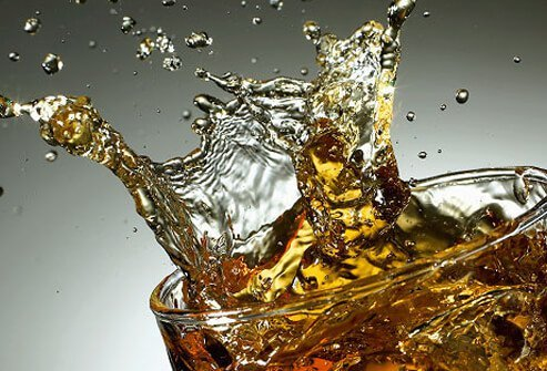 Diet drinks may help if you're counting calories, but not if you're trying to avoid a hangover.