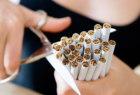 Arteries age twice as fast in smokers