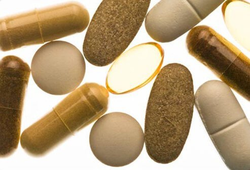 Photo of supplements.