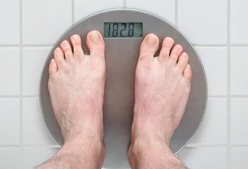 Photo of digital scale.