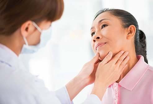 If you eat healthy and exercise regularly and still cannot lose weight, your thyroid might not be working like it should.
