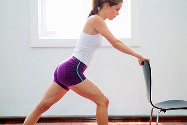 Are you worried that working out could cause more knee damage or pain?