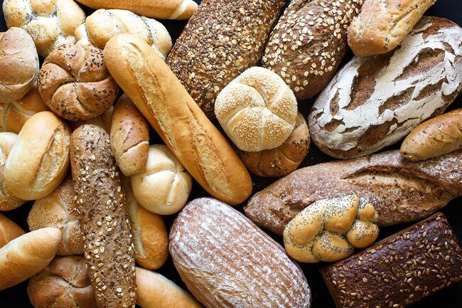 Whole grains like brown rice, oatmeal, popcorn, farro, and quinoa are healthy additions to your diet.