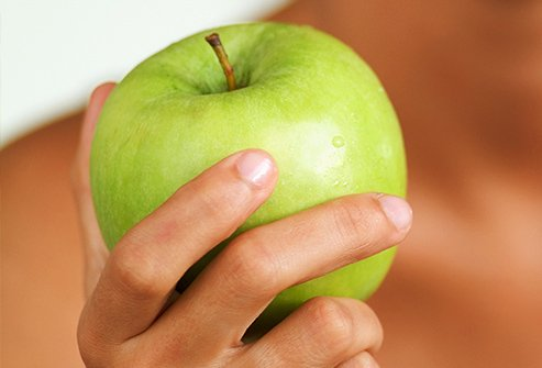 Apples, grapes, prunes, and avocado provide small amounts of vitamin K.