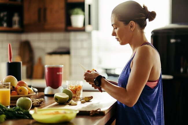 MCT oil may help curb your appetite.