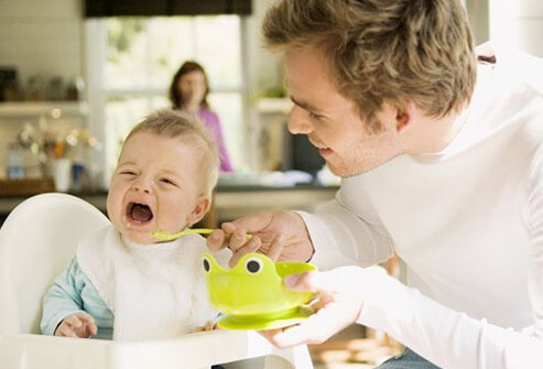 Just because your baby doesn't immediately like a new food doesn't mean he's doomed to be picky forever.
