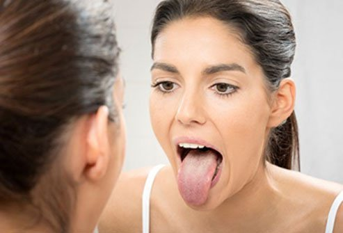 When your mouth is dry, your mouth loses its main cleaning agent, saliva.