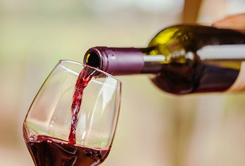 Resveratrol in wine may have benefits for your brain.