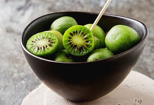 You probably know their fuzzy, egg-shaped cousin, the kiwi fruit.