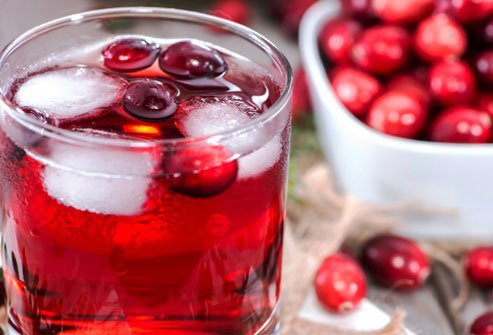 If you tend to get urinary tract infections, you may have downed cranberry juice.