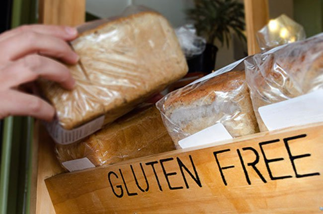 Gluten-free diets do not necessarily help you lose weight.
