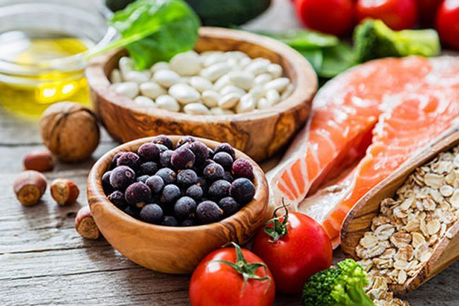 The Mediterranean diet is heart healthy and good for people who have diabetes.