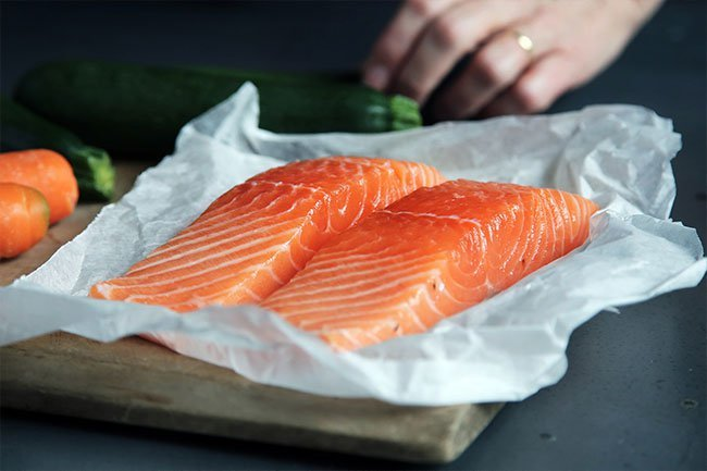 Fish like salmon, sardines, and mackerel have plenty of omega-3s.