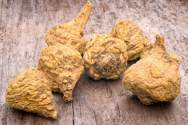 Native to the Peruvian mountains, the maca plant has been used for centuries to boost fertility.