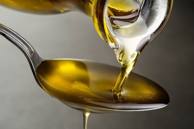 Store oils away from heat and light so they do not get rancid.