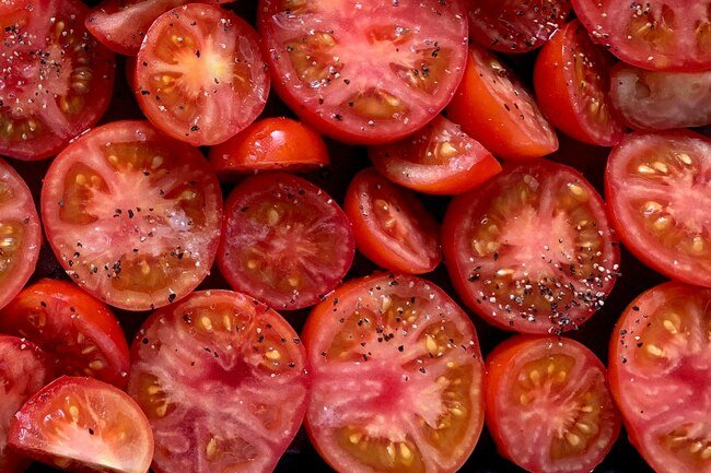 Tomatoes are best enjoyed right after you bring them home.