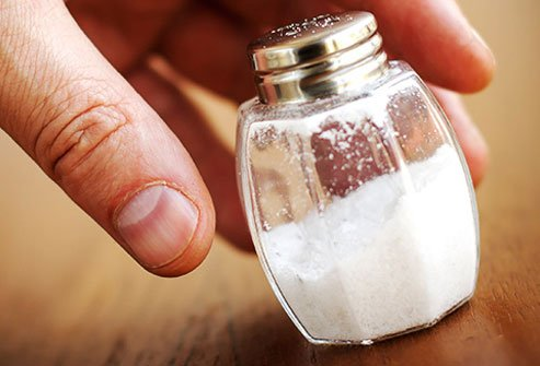 Your body needs some salt -- just not nearly as much as you probably get.