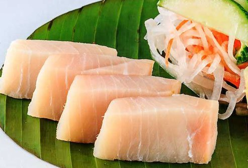 In Japan, nairagi is considered a delicacy for sashimi, sushi, and a raw fish dish known as poke.