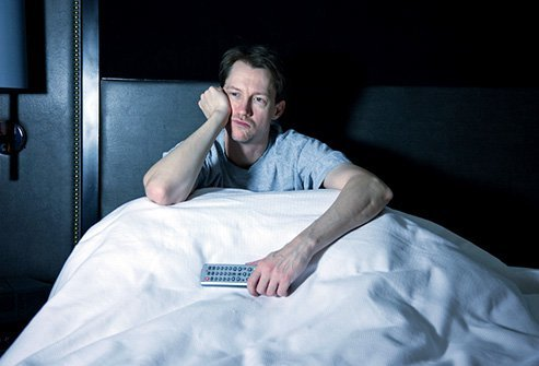 For reasons unknown, insomnia can make pain worse.