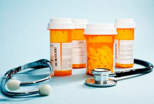 Antibiotics are often used to eliminate the accompanying bacterial infection.