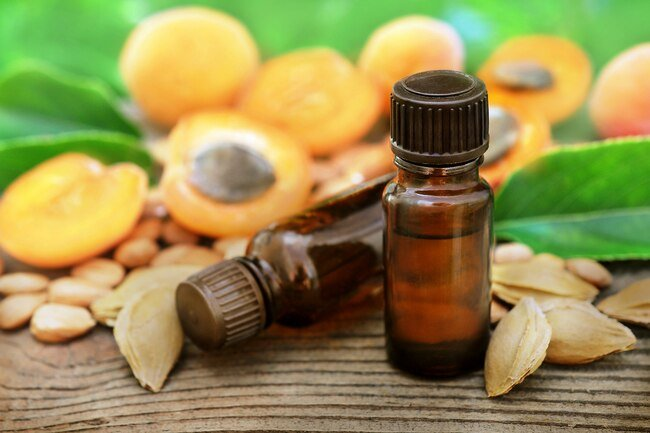 This is an extract made from apricot pits and other plants.
