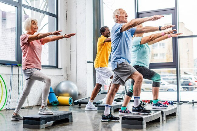 Standard recommendations call for 30 minutes of moderate exercise on most days of the week.