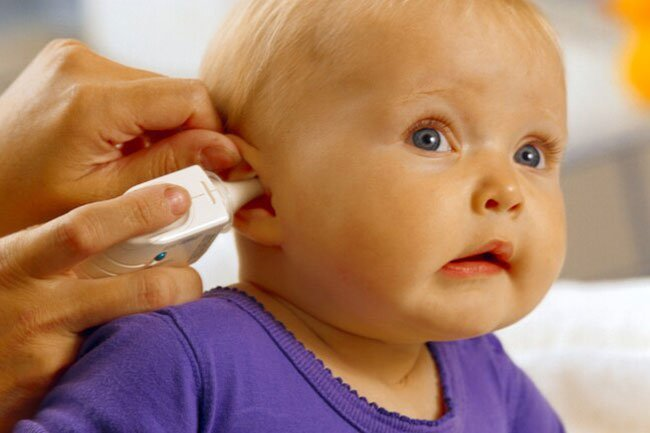A chronic ear infection can affect your hearing.
