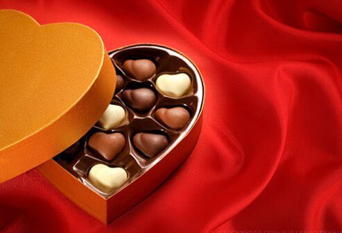 In 1868, the first Valentine's Day box of chocolates was introduced.