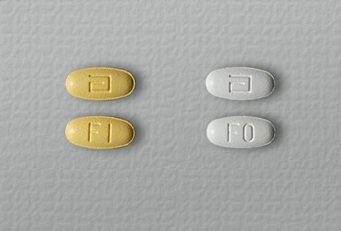 fenofibrate (Tricor) tablets of 48 and 145 mg.