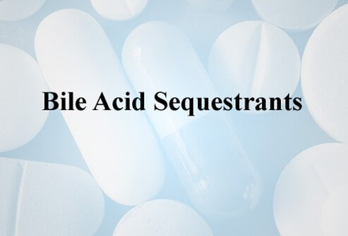 Bile acid sequestrants are medications for lowering LDL cholesterol levels.