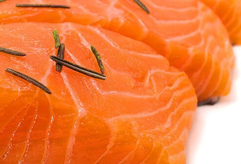Eating fish is especially heart healthy because many fish are high in healthy omega-3 fatty acids and low in saturated fat.