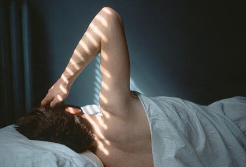 Pain can interfere with sleep and not enough rest can also make the pain worse.