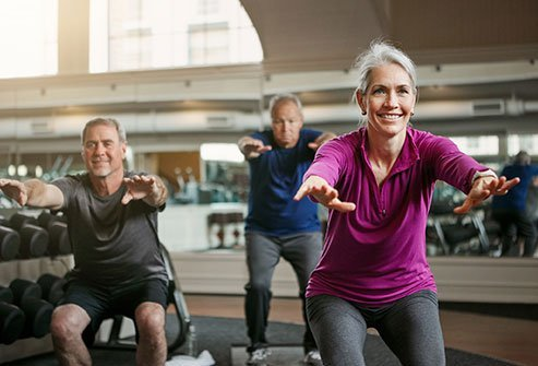 Use exercise as part of your pain management program.