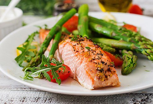 Omega-3s in oily salmon have cancer-fighting power.