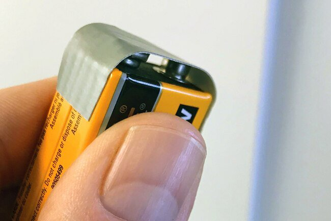 Batteries in your home can be hazards for choking and fires.