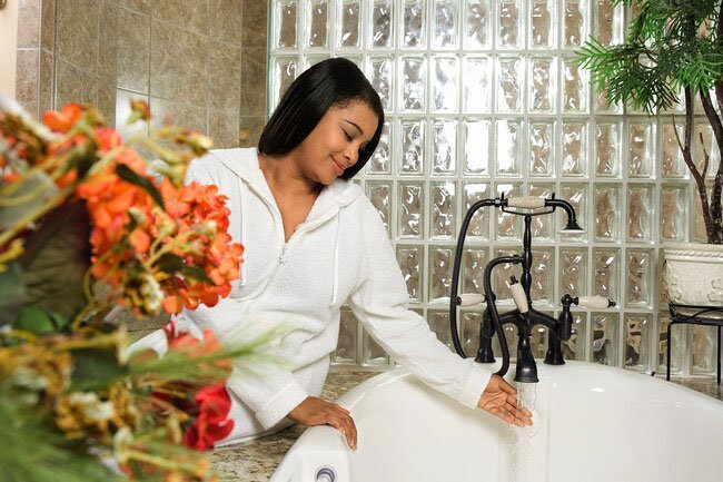 Bathing too often can remove healthy oil and bacteria from your skin, which can cause skin problems.