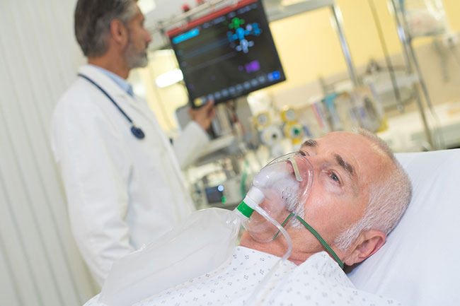 Nine U.S. States Seeing Spikes in COVID-19 Hospitalizations