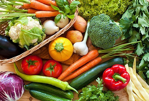 A mixture of vegetables is essential for better overall health, including a healthier brain.