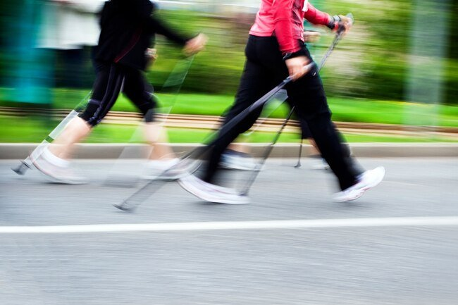Exercise helps maintain balance and strength and it may even reverse symptoms.