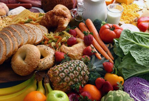 A diet high in fiber helps prevent constipation and thus decrease the risk for diverticular disease.
