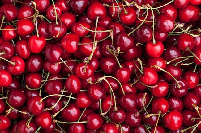 With all of their nutrients, cherries are clearly good for you.