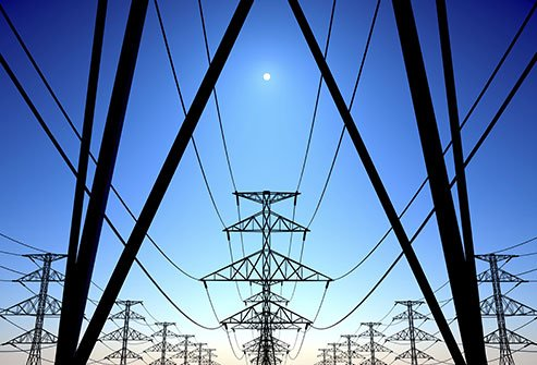 Keep a safe distance from power lines and electrical devices to minimize the risk of exposure to extremely low frequency radiation.