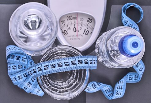 How useful is water when it comes to weight loss?