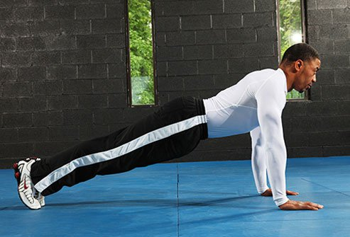 This is a perfect way to strengthen the deepest layer of your ab muscles.