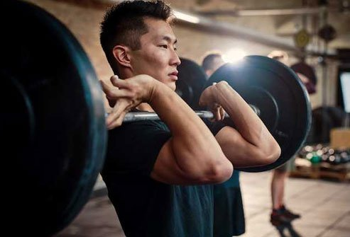 Weight training may help you shed more body fat, but not muscle, if you limit eating to 8 hours a day.