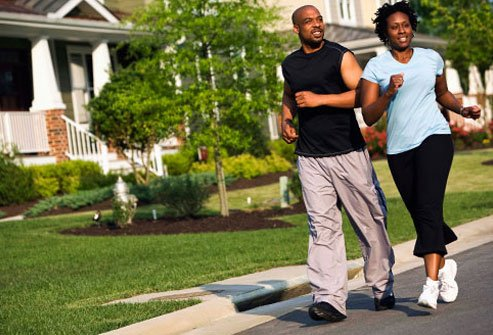 Moderate exercise can help decrease the amount of fat in your liver.
