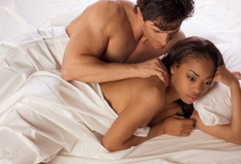 Lack of sex drive can be caused by many factors including hormonal changes and fatigue.