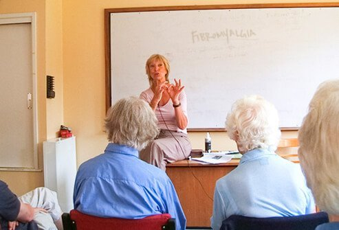 Education is the first step in understanding and coping with fibromyalgia.