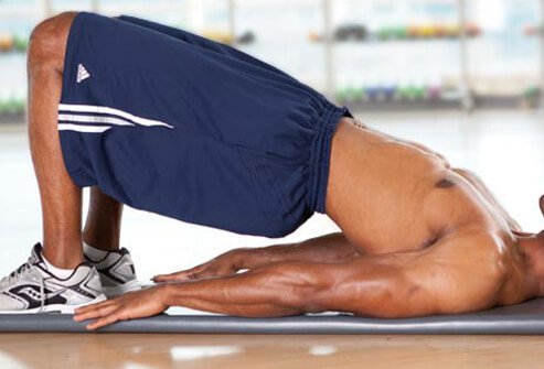 If you'd like your rear view to be as buff as your abs, try this move for sculpting the gluteal muscles.